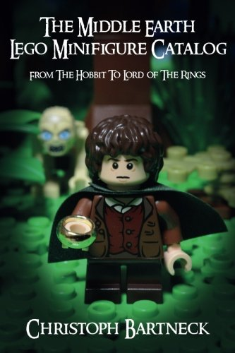 The Middle Earth LEGO Minifigure Catalog: From The Hobbit To Lord of The Rings