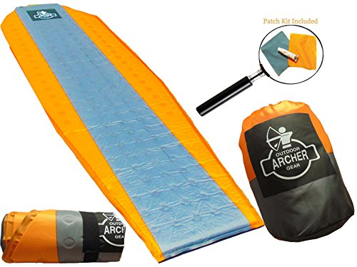 Archer Lightweight Self Inflating Sleeping Pad