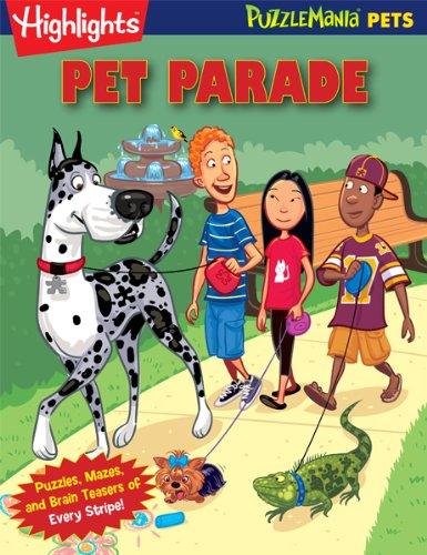 Pet Parade: Puzzlemania® Pets