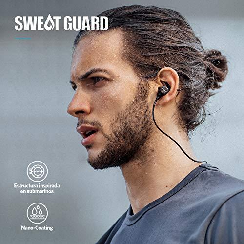 Écouteurs Soundcore Spirit Sports de Anker, Bluetooth 5.0 - 1