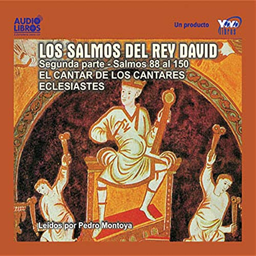 Los Salmos del Rey David  By  cover art