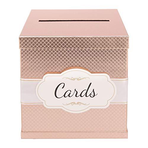Lista de Cajas de tarjetas para eventos - los más vendidos. 2