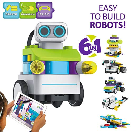 Botzees Coding Robots for Kids Stem Toys for 4,5,6,7,8,9,10+ Year Olds