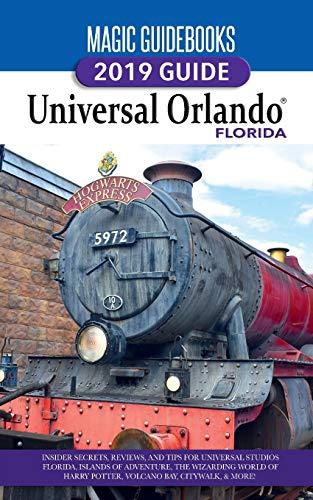 Magic Guidebooks 2019 Universal Orlando Florida Guide