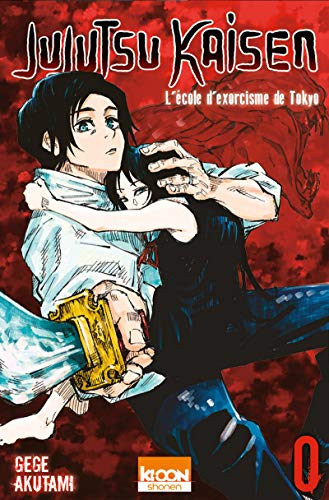Jujutsu Kaisen - L'école d'exorcisme de Tokyo Edition simple Tome 0
