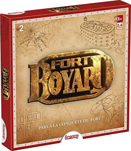 classement un comparer Lancy-Fort Boyard, 75027