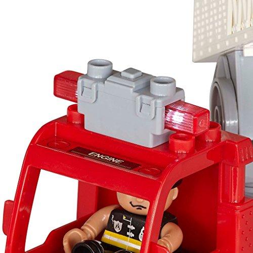 RC Auto kaufen Feuerwehr Bild 4: Revell Control Junior RC Car Feuerwehr - ferngesteuertes Feuerwehr Auto mit 40 MHz Fernsteuerung, kindgerechte Gestaltung, ab 3, mit Teilen und Figur Zum Bauen und Spielen, LED-Blinklichtern - 23001*