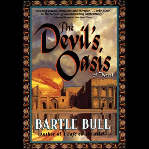 The Devil's Oasis audiobook cover art
