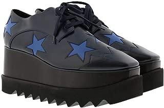 Women's Indium Elyse Star Sneaker Shoes Black