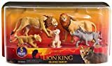 Just Play Disney The Lion King 2019 Young Nala, Scar, Young Simba, Simba & Timon & Pumbaa Figure 5-Pack