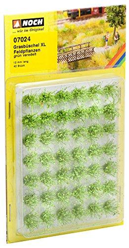 NOCH 07024 - Grasbüschel Feldpflanzen, XL