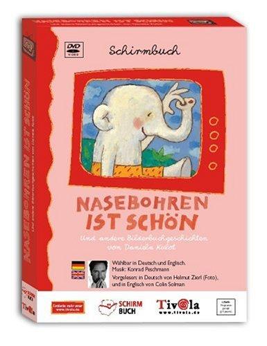 Nasebohren ist schön - Bilderbuch-Kino DVD