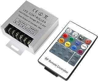 Shine 20 Keys Wireless RF Remote RGB LED Light LED Strip Controller for 5050 3528 12-24V