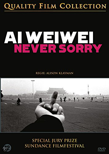 Ai Weiwei - Never sorry (1 DVD)