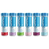 Nuun Active Hydration Variety Pack New & Improved (6 Flavors - 60 Tabs) by Nuun