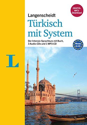 Langenscheidt Türkisch mit System - Sprachkurs für Anfänger und Forgeschrittene: Der Intensiv-Sprachkurs mit Buch, 3 Audio-CDs und 1 MP3-CD (Langenscheidt Sprachkurse mit System)