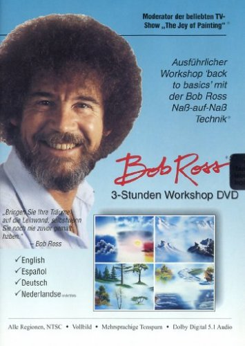 Bob Ross - 3-Stunden Workshop