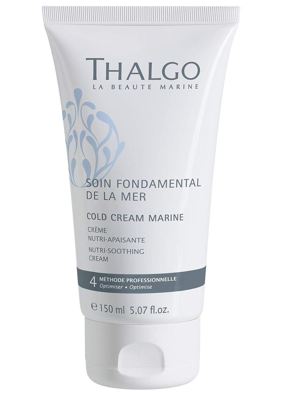 北東スポークスマン最少タルゴ Cold Cream Marine Nutri-Soothing Cream - For Dry, Sensitive Skin (Salon Size) 150ml/5.07oz並行輸入品