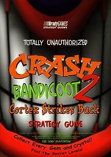 CRASH BANDICOOT 2, TUG (Bradygames Strategy Guide)