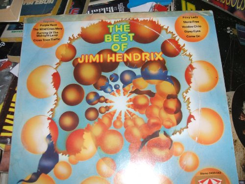 Jimi Hendrix - The Best Of Jimi Hendrix - Karussell - 2499 043