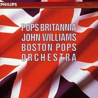 グリーンスリーブスによる幻想曲~ポップス・ブリタニア / ジョン・ウィリアムズ
