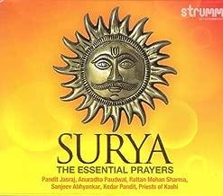 Surya - The Essential Prayers (Feat: Pt. Jasraj / Sanjeev Abhyankar / Rattan Mohan Sharma / Anuradha Paudwal)