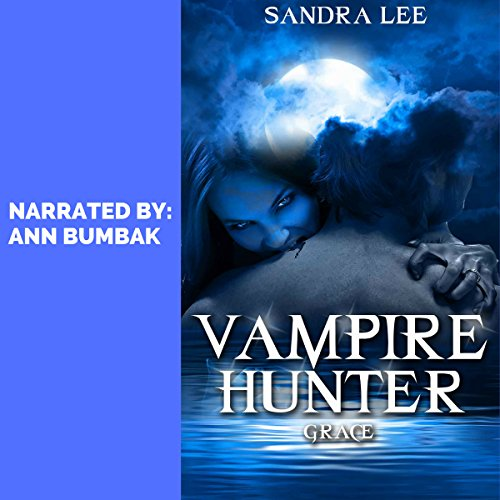 Vampire Hunter: Grace audiobook cover art
