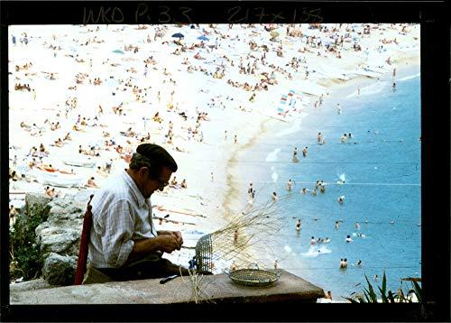 Fotomax Tossa De Mar - Foto Vintage de España