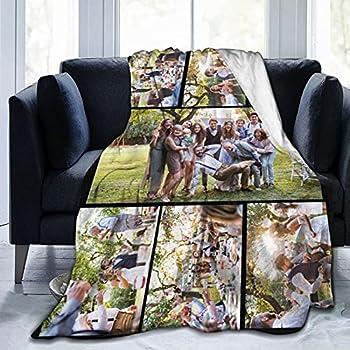 Custom Blanket Ultra Soft Velvet Blanket Lightweight Bed Blanket Quilt Durable Home Decor Fleece Blanket Sofa Blanket Luxurious Carpet