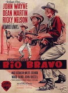 Best rio bravo movie poster Reviews