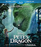 Pete's Dragon (BD + DVD + Digital HD) [Blu-ray] Bryce Dallas Howard (Actor), Robert Redford (Actor), David Lowery (Director) Rated: PG Format: Blu-ray
