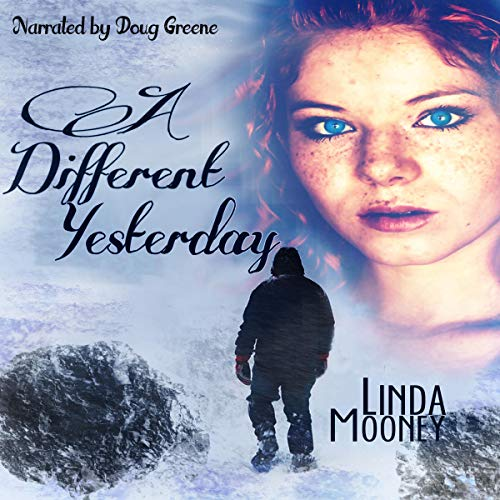 A Different Yesterday audiobook cover art