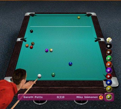 World Championship Pool 2004: Amazon.es: Videojuegos