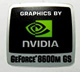 VATH Sticker Compatible with NVIDIA GEFORCE 8600m GS 18 x 18mm [274]