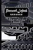 Password Logbook: password log book and...
