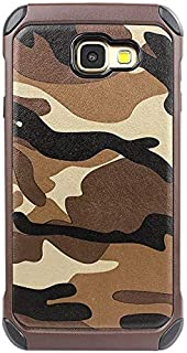 WSDDNTZ Jamular Military Camouflage Case For Samsung Galaxy A3 A5 A7 2016 2017 Hard Shockproof Cover For Samsung Galaxy J5...