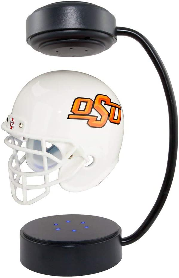 NCAA Hover Helmet Free Shipping New Financial sales sale - Levitating Collectible Football with