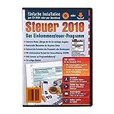 Steuerprogramm Einkommenssteuer 2018 - Steuer 2018 CD Software oder Download
