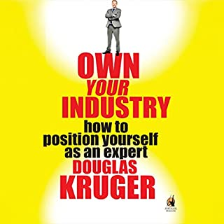 Own Your Industry audiobook cover art