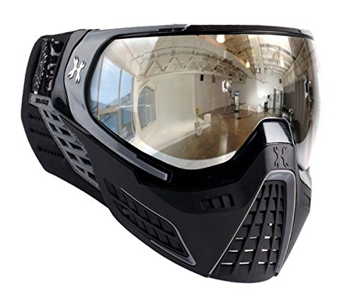 HK Army KLR Paintball Mask Platinum
