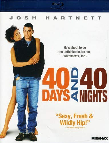 40 Days And 40 Nights [Edizione: Stati Uniti] [Reino Unido] [Blu-ray]