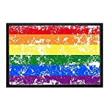 Rainbow Flag -...image