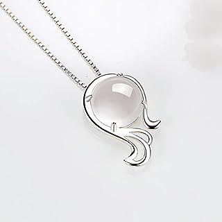 Necklace Virgo 925 Sterling Silver Necklace For Women Constellation Zodiac 12 Horoscope Astrology Pendant Necklace Birthda...