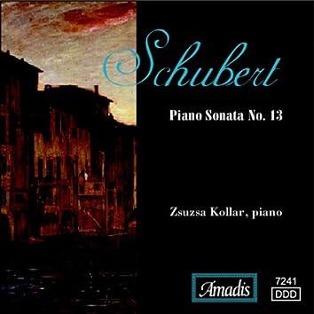 Schubert: Octet / Piano Sonata No. 13