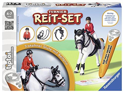 Ravensburger  00749 - tiptoi® Turnier Reit-Set