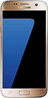 Samsung SM-G930UZDAXAA S7 Gold Galaxy Smartphone Unlocked-32Gb, Water-resistant up to 5 Feet, US Warranty