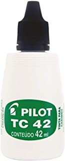 Tinta para Carimbo TC42 preta 42ml Pilot