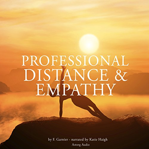 Professional distance and empathy cover art