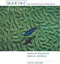 marine biology 6th edition