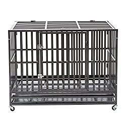Sliverylake Dog Cage Crate